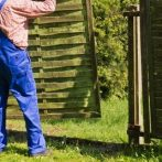 How To Replace A Fence Panel Or Fence Post